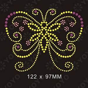 rhinestone design patterns rhinestones patternshotfix With rhinestone template material wholesale