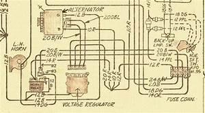 1966 Corvette Horn Relay Location
