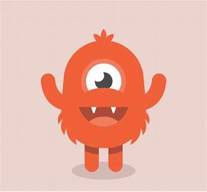 Monster Park Ko Happy Squiggle Printables