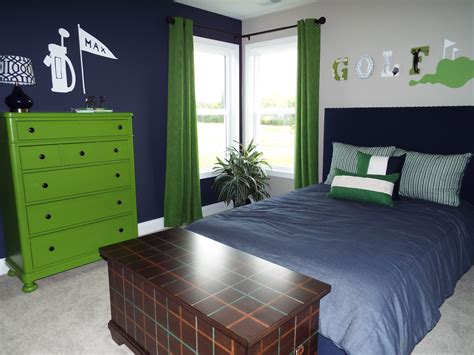 Of Bedroom Golf by Boy S Golf Theme Room Pinteres