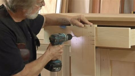 kitchen cabinet hardware jig build a simple jig to drill cabinet handle holes perfectly 5460