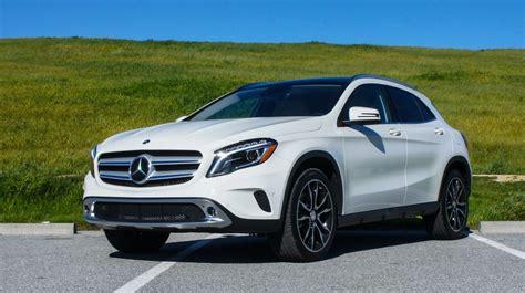 2015 Mercedes-benz Gla250 Review