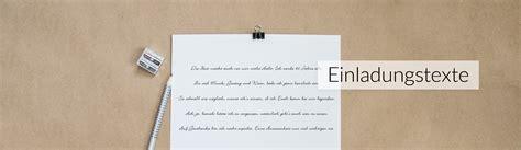 einladungstexte dankestexte gedichte textvorschlaege zur