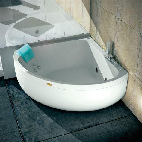 vasca da bagno angolare prezzi vasche da bagno in acrilico leggere e antiscivolo hanno