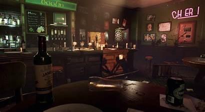 Zombie Artstation Bar