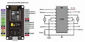 Sh 4435  Circuit Diagram Of Dc Motor Controller Pictures