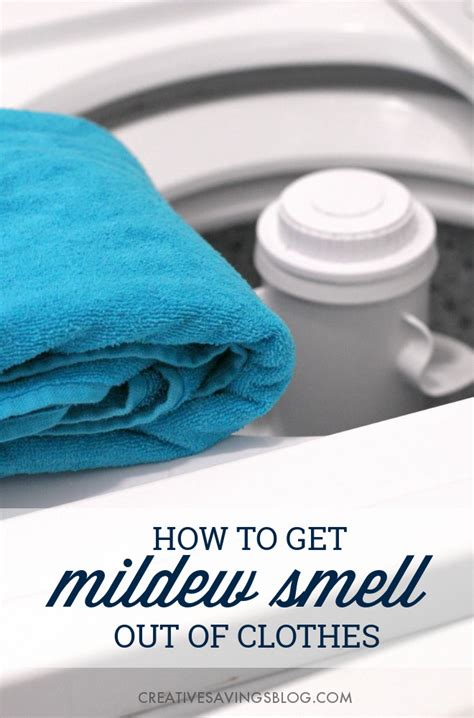 how to get smell out of how to get mildew smell out of clothes
