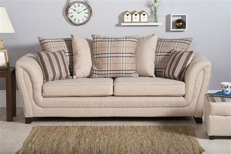 Settee Suites by New Shannon Fabric 3 2 Seater Sofa Settee Cuddle Chair