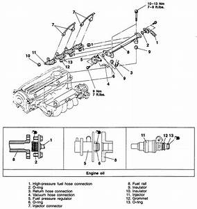 4 9 Ford Engine Fuel Rail Diagram