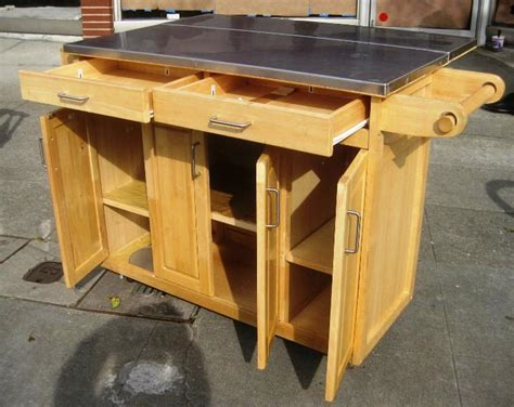 mobile kitchen island table best kitchen island table ideas cabinets beds sofas 7566