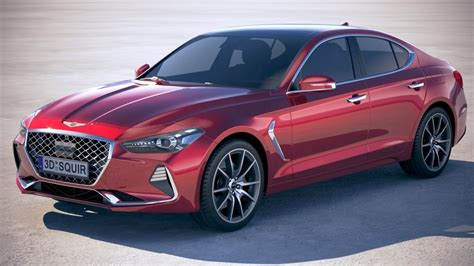 2018 Genesis G70 Imagined By Brenthon Design