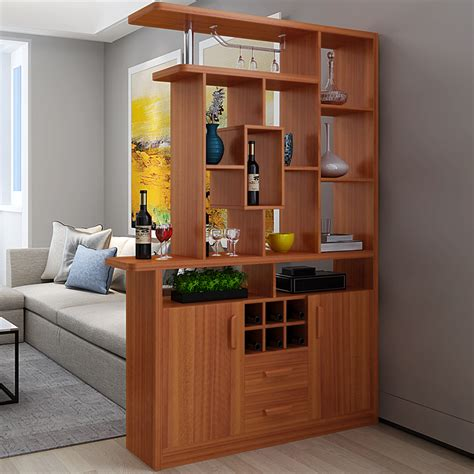 Wall Cupboards For Living Room by Usd 267 52 Wine Cabinet Partition Cabinet Living Room
