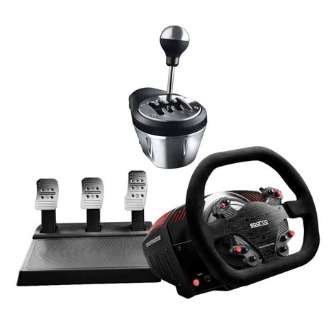 Volanti Xbox One by Thrustmaster Ts Xw Racer Sparco Th8 Add On Shifter