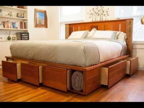 7293 king size storage bed king size storage bed with memory foam mattress