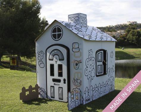 casitas de ninos  carton buscar  google casa de