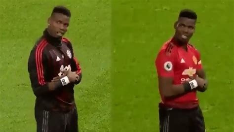 Paul Pogba celebration: Manchester United star denies ...