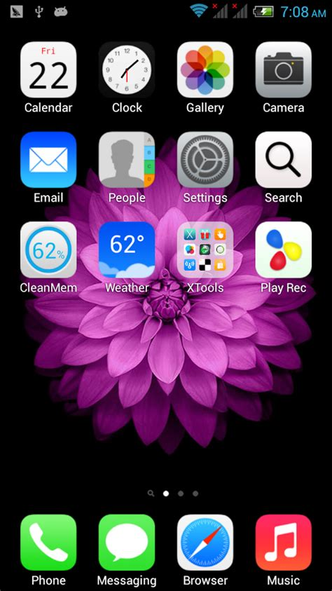 best iphone launcher for android 5 best iphone launcher apps for android you wanted to