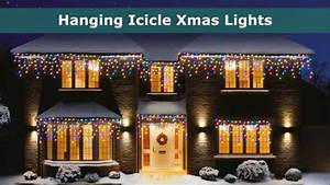 Best Rated Led Icicle Christmas Lights