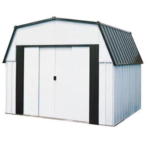 Home Depot Arrow Shed - arrow estator 10 ft x 9 ft storage shed discontinued