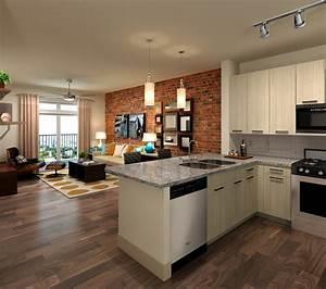 Gwinnett, Forum, U2013, Brack, Luxury, Apartment, Complex, Rising, Next, To, Coolray, Field