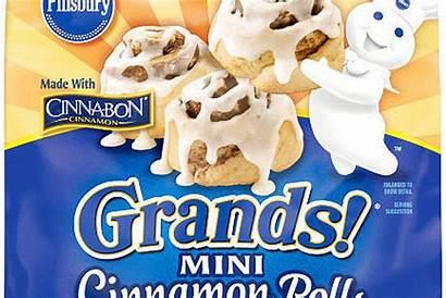 Rolls Cinnamon Pillsbury Mini Grand Supermarket Sampler