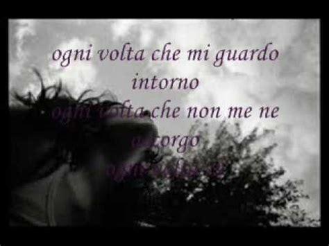 Vasco Mi Piaci Tu Testo by Ogni Volta Vasco Testo E Immagini Wmv