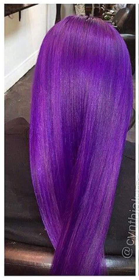 midnight purple hair color fall hair colors hair goals