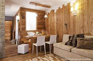 Mountain Style Home By Arte Rovere Antico