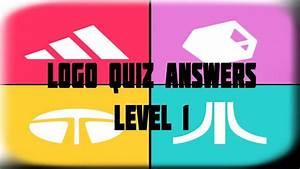 Logo Quiz Answers - Level 1 - YouTube