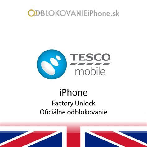Tesco Mobile by Tesco Mobile Uk Iphone Factory Unlock