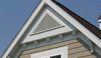 Gable Louver Vents