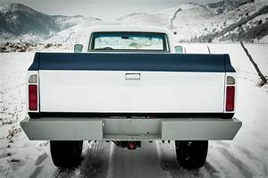 1972 Chevy K20 Truck Frame