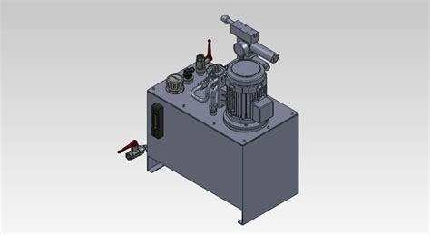 Bureau D é Udes Hydraulique Centrale Hydraulique 1 5kw Conjonction Disjonction