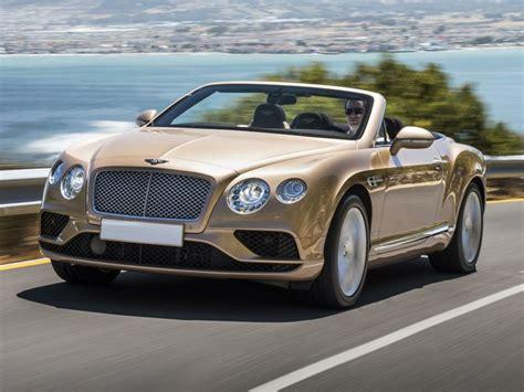 Bentley Continental Gt Convertible Models, Price, Specs