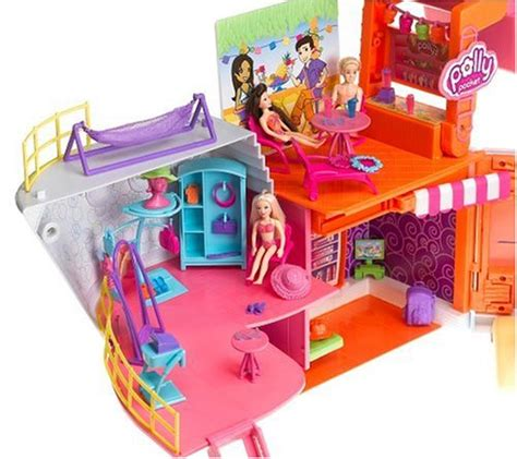 Galleon - Polly Pocket Cruise Ship