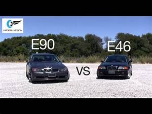 Bmw 330i E90 : e46 bmw 330i vs e90 bmw 330i test drive and review part 1 youtube ~ Nature-et-papiers.com Idées de Décoration