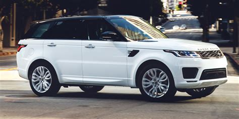 land rover range rover sport vehicles