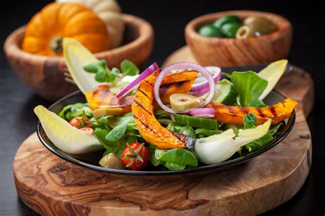 cuisine salade gourmet gourmet