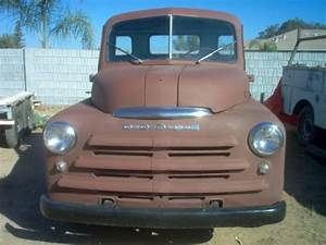 Purchase New 1950 Dodge 5 Window Truck In Fresno