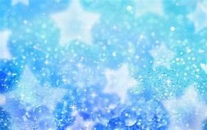 Blue Glitter Wallpaper - WallpaperSafari