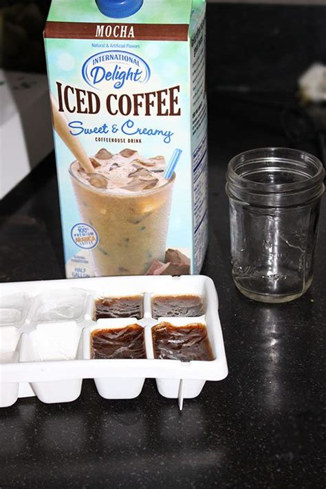 S'mores was the anthem of childhood and summers, and coffee is the anthem of adulthood everyday. Light Mocha Tiramisu and Frozen Mocha Iced Coffee Recipes #LightIcedCoffee | Cutefetti