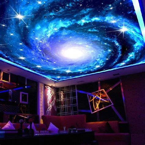 universe space ceiling murals wallpaper  photo wall
