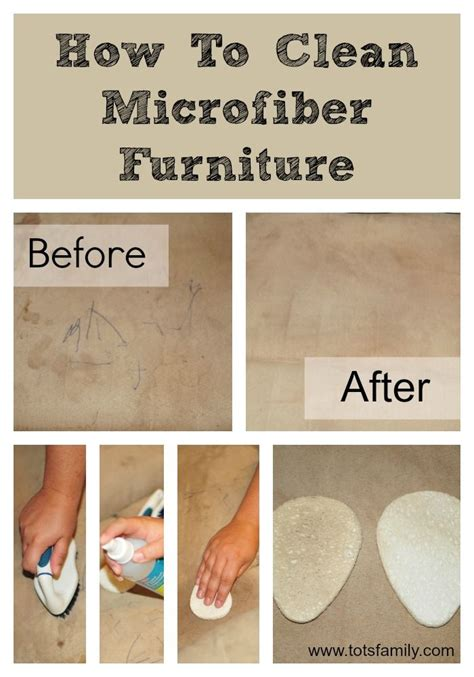 How To Clean Microfiber by How To Clean Microfiber Furniture Easy And