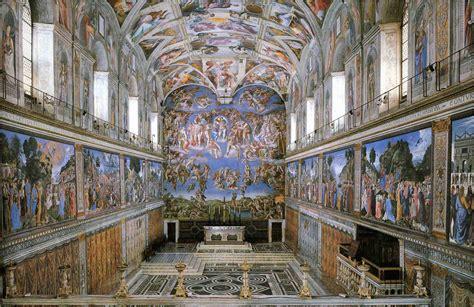 qu est ce que la chapelle sixtine un haut lieu touristique du vatican