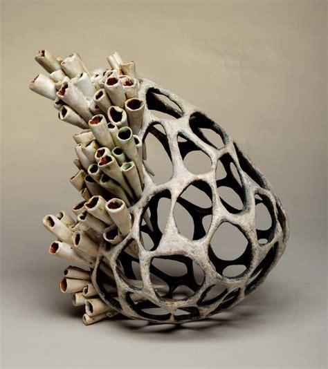 jenni ward ceramic sculpture nest series