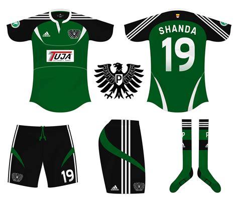 Münster ist ein sportverein aus münster. Kits Trikot Camisas Maillot: SC Preußen 06 e.V. Münster