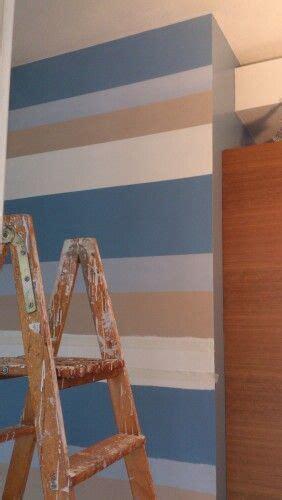 Pareti A Righe  Design D'interni  Pinterest Wall