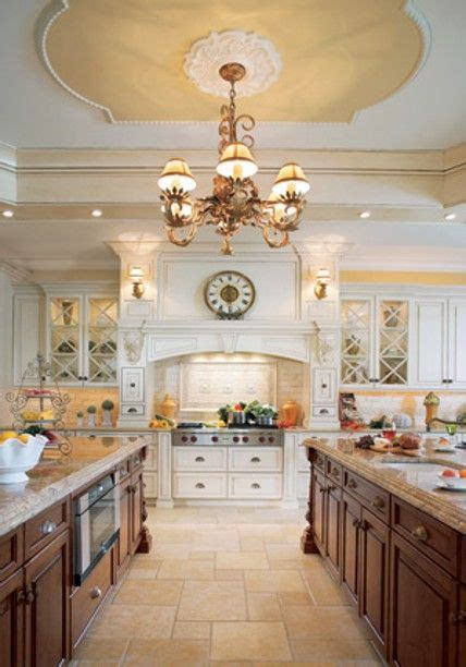 award winning kitchen linen white cabinets   chocolate