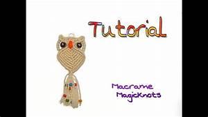 Makramee Eule Anleitung : macrame owl tutorial makramee eule b ho ~ A.2002-acura-tl-radio.info Haus und Dekorationen