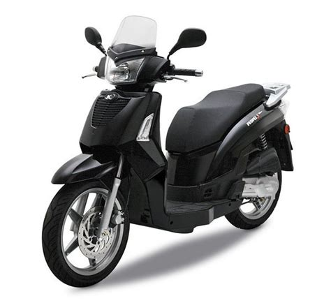 2014 Kymco People S 50 Review  Top Speed